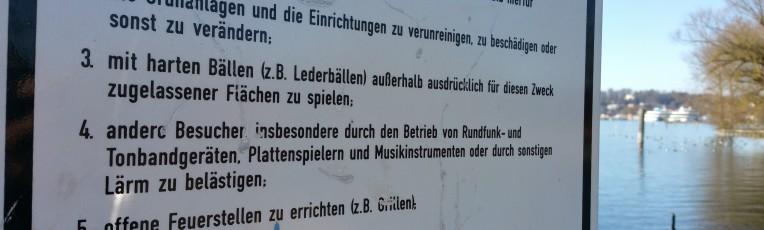 Starnberg - Der Plattenspieler