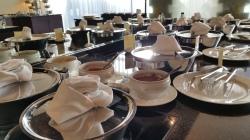 Hotel Vier Jahreszeiten Starnberg - Restaurant Oliv's Frühstück