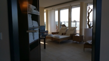 Hotel Vier Jahreszeiten Starnberg - Wellnessbereich