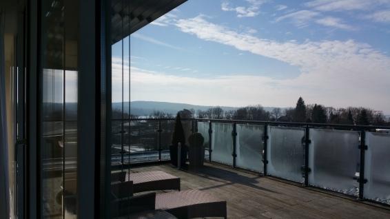Hotel Vier Jahreszeiten Starnberg - Dachterrasse