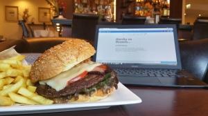 Hotel Vier Jahreszeiten Starnberg - Bar Hemmingway Burger