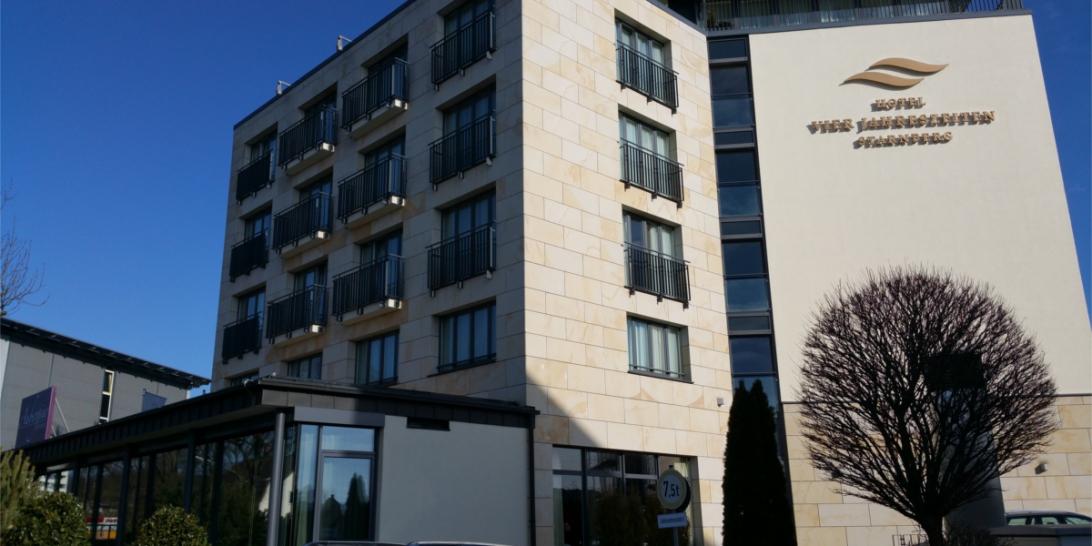 Das Hotel Vier Jahreszeiten Starnberg
