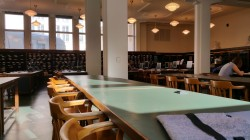 Deutsche Nationalbibliothek Leipzig - Multimedia-/ Zeitschriftenlesesaal