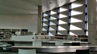 Deutsche Nationalbibliothek Leipzig - Museumslesesaal