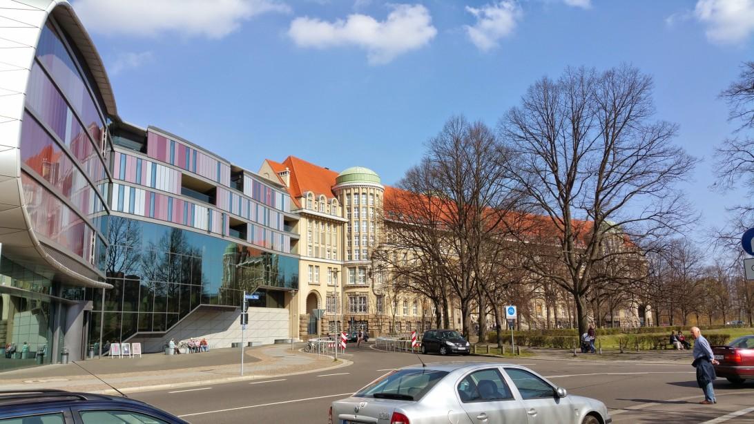 Deutsche Nationalbibliothek Leipzig