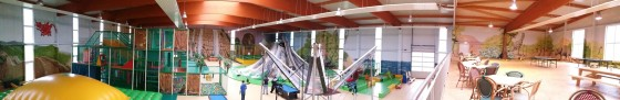 Kinder Indoor-Spielplatz Mumpitz in Wismar