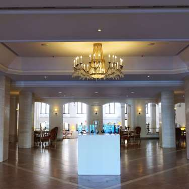 Hotel The Westin Bellevue Dresden Eingangsbereich
