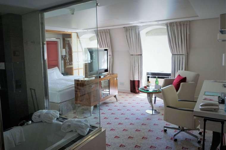 Hotel The Westin Bellevue Dresden Suite Zimmer